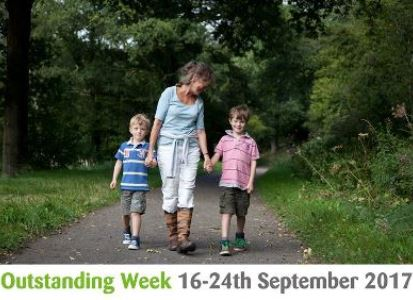 Explore the High Weald during Outstanding Week