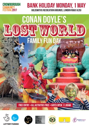 Discover Crowborough's Lost World