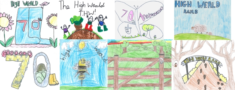 School anniversary artwork competition image