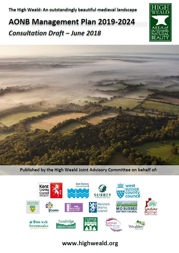 Have your say on the High Weald AONB Management Plan
